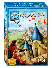 Games Carcassonne product photo