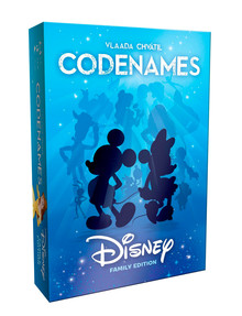 Games Codenames: Disney Family Edition product photo