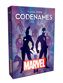 Games Codenames: Marvel product photo