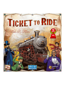 Games Ticket to Ride USA product photo