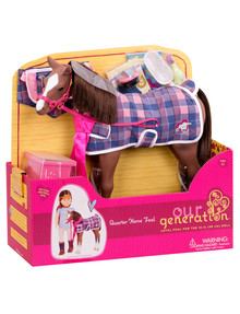 Our Generation Quarter Horse Foal product photo