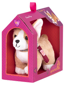 Our Generation Poseable Corgi Pup product photo