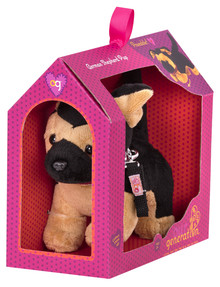 Our Generation Poseable German Shepard Pup product photo
