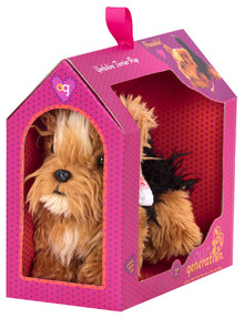 Our Generation Poseable Yorkshire Terrier Pup product photo