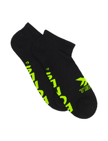 Bonds X-Temp Low-Cut Sock, 3-Pack, Black product photo