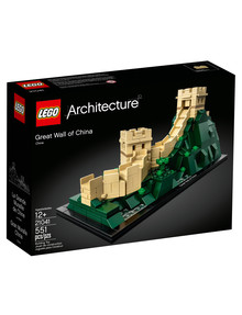Lego Architecture Great Wall Of China, 21041 product photo