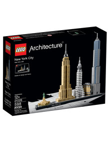 Lego Architecture New York City, 21028 product photo