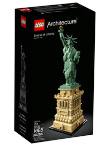 Lego Architecture Statue Of Liberty, 21042 product photo