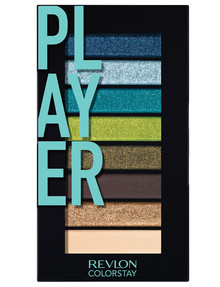Revlon Colorstay Look Book Palette, Player product photo