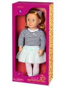 Our Generation Arlee Doll product photo