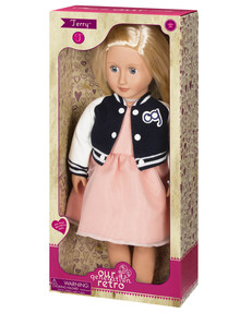 Our Generation Retro Terry Doll product photo