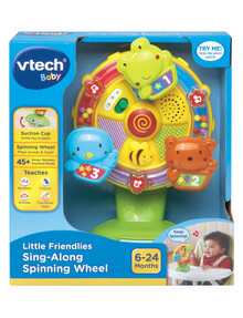 Vtech Sing Along Spinning Wheel product photo