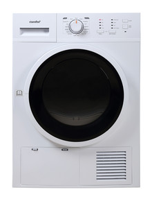 Comfee 7kg Condenser Dryer, White, Crown product photo