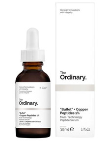 "The Ordinary ""Buffet"" + Copper Peptides 1%, 30ml product photo"