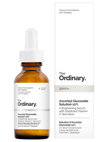 The Ordinary Ascorbyl Glucoside Solution 12%, 30ml product photo