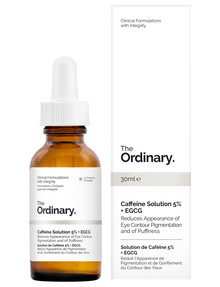 The Ordinary Caffeine Solution 5% + EGCG, 30ml product photo
