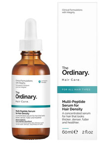 The Ordinary Multi-Peptide Serum for Hair Density, 60ml product photo