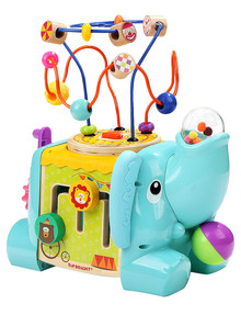 Topbright 5 in 1 Elephant Activity Cube product photo