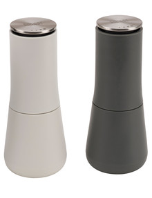 Joseph Joseph Opal No Spill Salt & Pepper Mills product photo