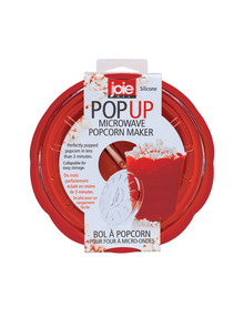 Joie Impulse Pop&Fold Microwave Popcorn Maker, Assorted Colours product photo