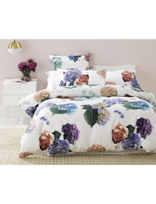 Kate Reed Hydrangea Duvet Cover Set product photo