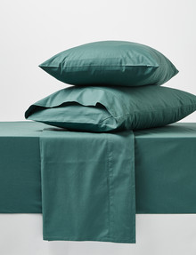 Linen House 250 Thread Count Sheet Set, Aquifer product photo