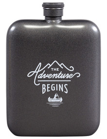 Gentlemen's Hardware Hip Flask product photo