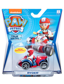 Paw Patrol Die Cast Vehicles, Assorted product photo