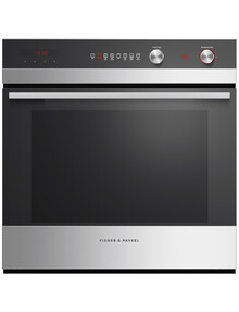 Fisher & Paykel Single 85L 7 Function Oven, Black, OB60SC7CEPX2 product photo