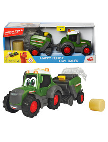 Dickie Happy Farm Trailer, Assorted product photo