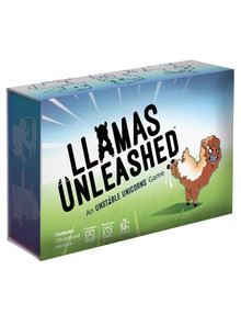 Games Llamas Unleashed Game product photo