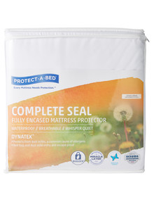 Protect-A-Bed Fully Sealed Mattress Protector product photo