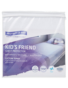 Protect-A-Bed Kids Friend Waterproof Sheet Protector product photo