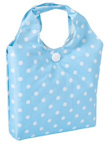 Haven Kitchen Impulse Foldable Bag, Blue Spot product photo