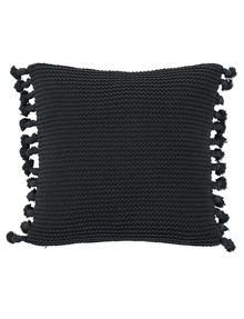Sheridan Tallet Cushion, Carbon product photo