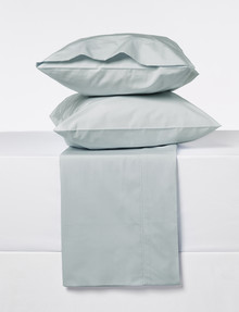 Sheridan 300 Thread Count Organic Cotton Sheet Set, River product photo