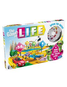 Hasbro Games The Game Of Life product photo