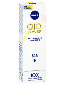 Nivea Q10 Power Eye Cream Anti Wrinkle 15ml product photo
