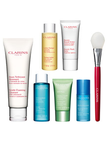 Clarins Gentle Cleansing Set product photo