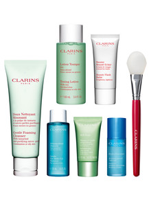Clarins Purifying Cleansing Set product photo