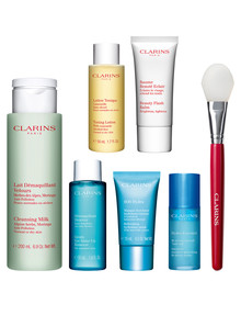 Clarins Hydrating Cleansing Set product photo