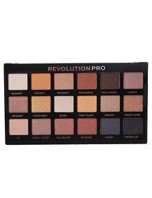 Revolution Pro Regeneration Eyeshadow Palette, Goldmine product photo