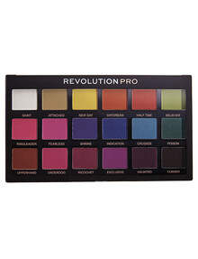 Revolution Pro Regeneration Trends Eyeshadow Palette, Mischief Mattes product photo