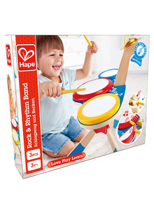 Hape Drum And Cymbal Set product photo
