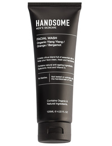 Handsome Skincare Face Wash 125ml product photo