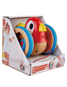 Hape Baby Bird Pull Along product photo
