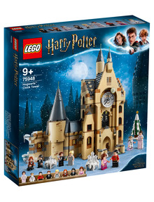 Lego Wizarding World Hogwarts Clock Tower, 75948 product photo