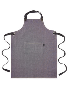 Ladelle Eco Apron, 70 x 89cm, Grey product photo