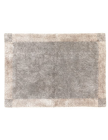 Sheridan Larken Bath Mat, Cloud Grey product photo