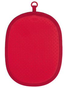 Oxo Good Grips Silicone Pot Holder, Red product photo